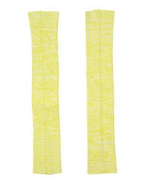 Гетры для ног N° 21. Цвет: желтый