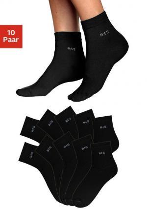 Короткие носки, H.I.S (5 или 10 пар) Otto. Цвет: черный