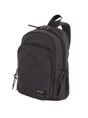 Рюкзак WENGER. Цвет: серый