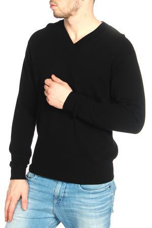Джемпер Expression. Цвет: черный