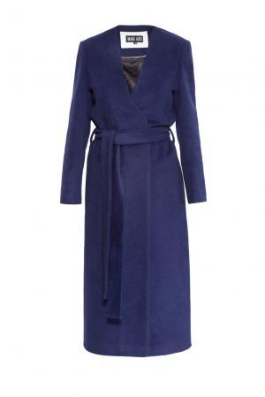 Пальто с поясом 159252 Mari Axel