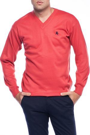 Пуловер Saint loren. Цвет: красный