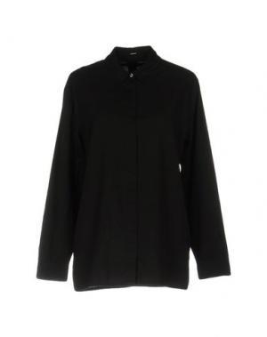 Pубашка DENHAM. Цвет: черный