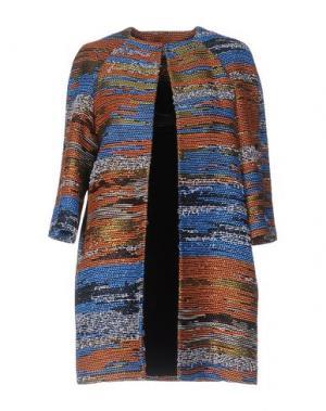 Легкое пальто HANITA. Цвет: оранжевый