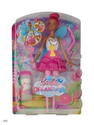 Феи с волшебными пузырьками в ассортименте Barbie. Цвет: голубой, фиолетовый, розовый