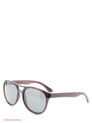 Солнцезащитные очки MS 01-234 07P Mario Rossi. Цвет: коричневый