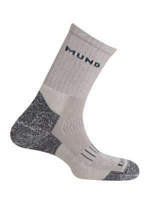 Носки 432 Gredos Mund. Цвет: серый, темно-серый, бронзовый
