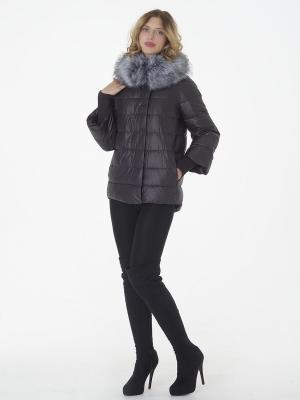 Куртка CATTAIL WILLOW. Цвет: антрацитовый