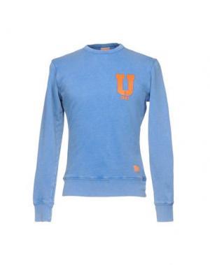 Толстовка UNIFORM. Цвет: синий