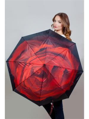 Зонт Paccia. Цвет: красный