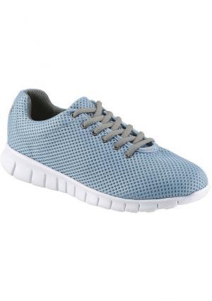 Кроссовки CITY WALK. Цвет: голубой/серый, серый, темно-серый