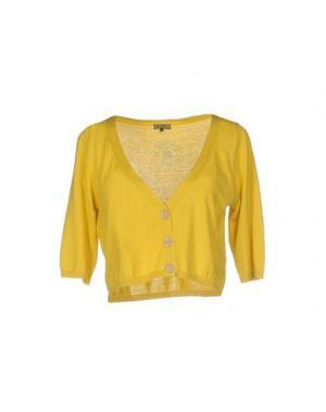 Болеро MALÌPARMI. Цвет: желтый