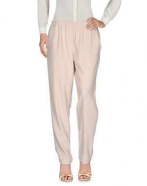 Повседневные брюки GOTHA. Цвет: бежевый
