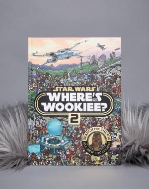 Books Книга Star Wars Book: Wheres the Wookie. Цвет: мульти