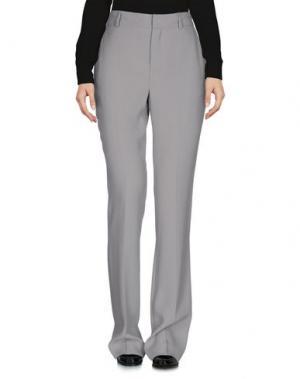 Повседневные брюки EMANUEL UNGARO. Цвет: серый
