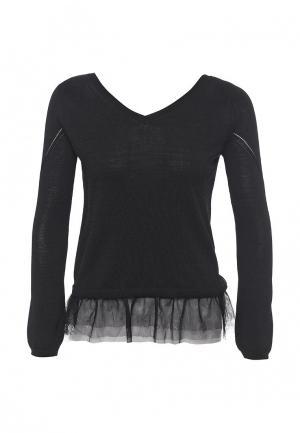Пуловер Liu Jo. Цвет: черный