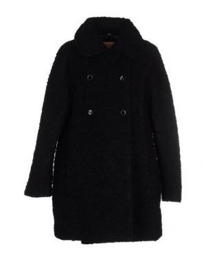 Пальто [C] STUDIO. Цвет: черный