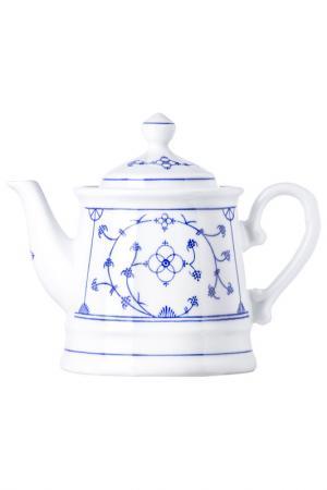 Чайник заварочный, 1.2л KAHLA. Цвет: белый