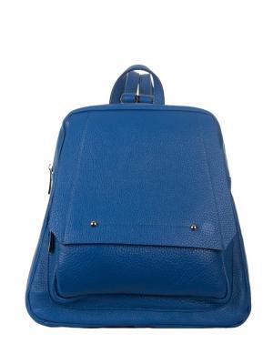 Рюкзак Fabio Bruno. Цвет: синий