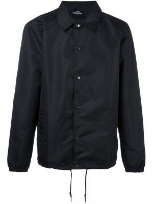 Спортивная куртка с логотипом Les (Art)Ists. Цвет: чёрный