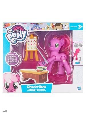 Пони с артикуляцией My Little Pony. Цвет: фуксия