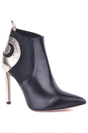 Ankle boots Marco Barbabella. Цвет: black