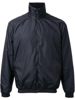 Куртка на молнии с эластичными манжетами Cottweiler. Цвет: чёрный