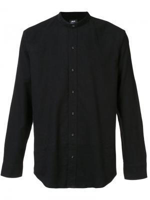 Классическая рубашка Publish. Цвет: чёрный