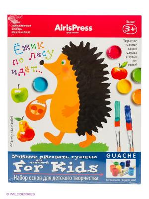 Комплект Мастерская малыша (Ежик, Цирк) АЙРИС-пресс. Цвет: бежевый