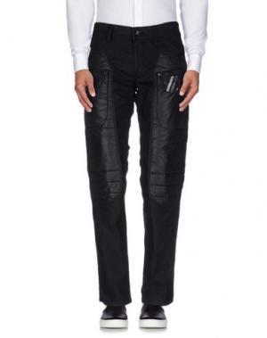 Повседневные брюки ENERGIE. Цвет: черный