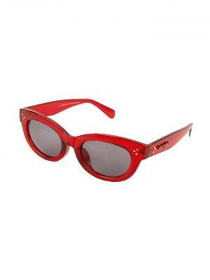 Солнцезащитные очки Funky Fish. Цвет: красный
