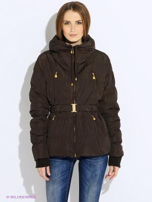 Куртка U.S. Polo Assn.. Цвет: коричневый