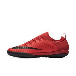 Футбольные бутсы для игры на газоне  MercurialX Finale II Nike. Цвет: красный