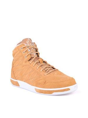 Ботинки K1X. Цвет: светло-коричневый