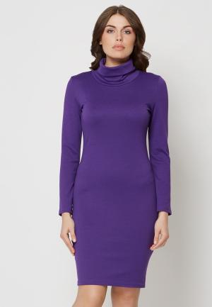 Платье Alex Lu. Цвет: фиолетовый