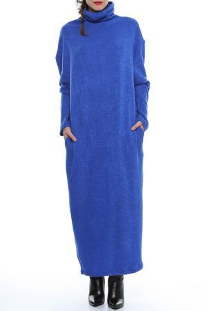 Платье Jonathan corey. Цвет: blue