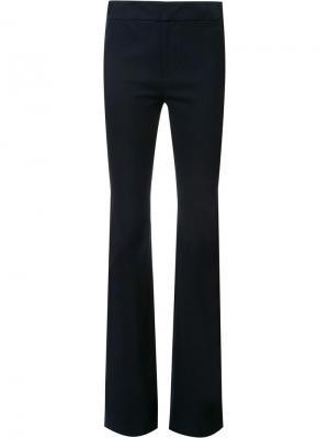 Расклешенные брюки Derek Lam 10 Crosby. Цвет: синий