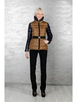 Куртка Monti Parioli. Цвет: горчичный
