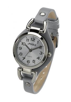 Наручные часы. Цвет: серый