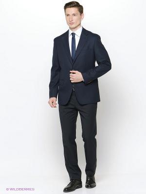 Пиджак DOUGLAS. Цвет: антрацитовый, темно-серый
