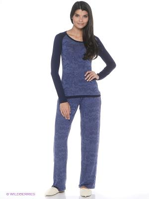 Комплект одежды PENYE MOOD. Цвет: темно-синий