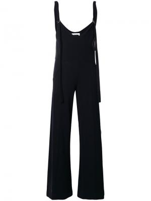 Tailored jumpsuit Chloé. Цвет: синий