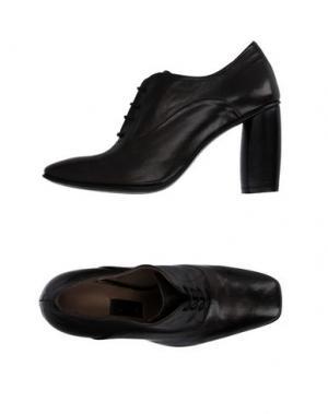 Обувь на шнурках PREVENTI. Цвет: стальной серый