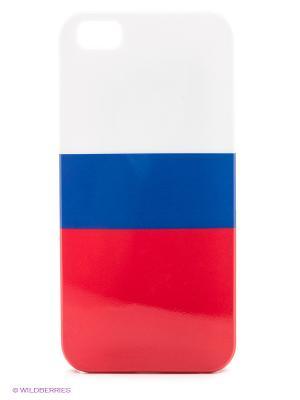 Чехол для iphone 6 WB. Цвет: белый, красный, синий