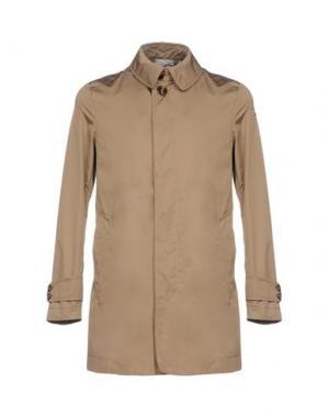 Легкое пальто HISTORIC. Цвет: песочный