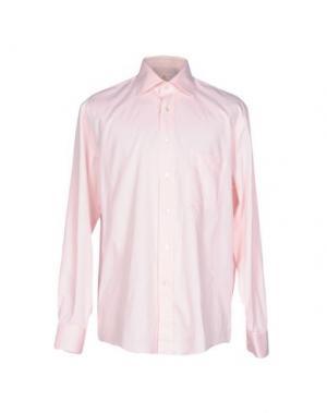 Pубашка VAN LAACK. Цвет: светло-розовый