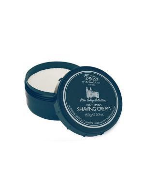Крем для бритья Eton College Collection Shaving Cream Bowl 150гр Taylor of Old Bond Street. Цвет: молочный