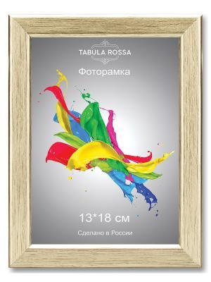 Фоторамка 13х18 №450 Tabula Rossa. Цвет: золотистый