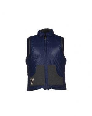 Куртка VIRTUS PALESTRE. Цвет: темно-синий