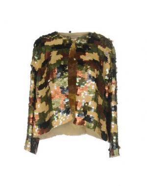 Пиджак L' AUTRE CHOSE. Цвет: зеленый-милитари